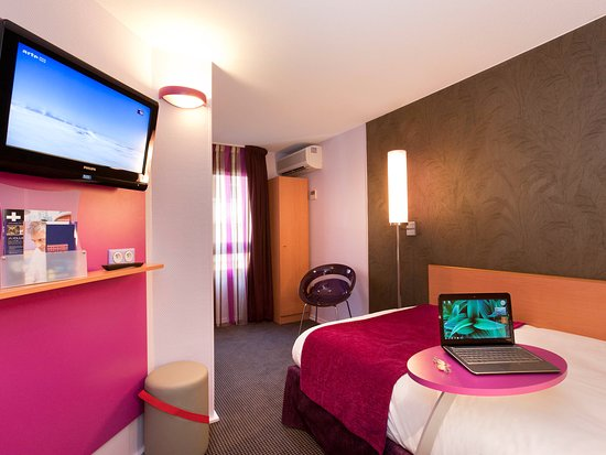 Ibis Styles Bourg en Bresse : Guest Room