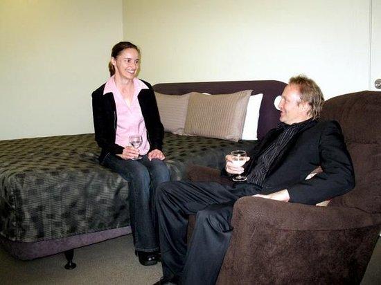 Palmerston North, New Zealand: Studio unit