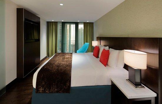 Radisson Blu Aqua Hotel: Guest Room