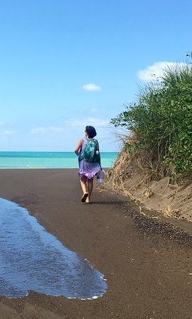 Playa Samara, Costa Rica: A beautiful walk on the beaches of the Osa