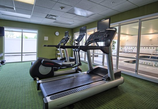 Huntingdon, PA: Fitness Center