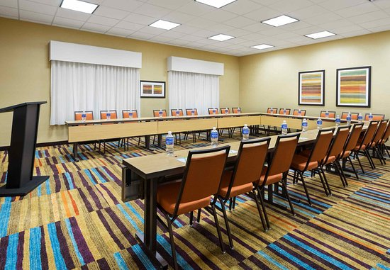 Huntingdon, PA: Meeting Room - U-Shape Setup