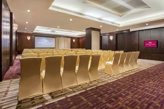 Maradu, India: Meeting Room