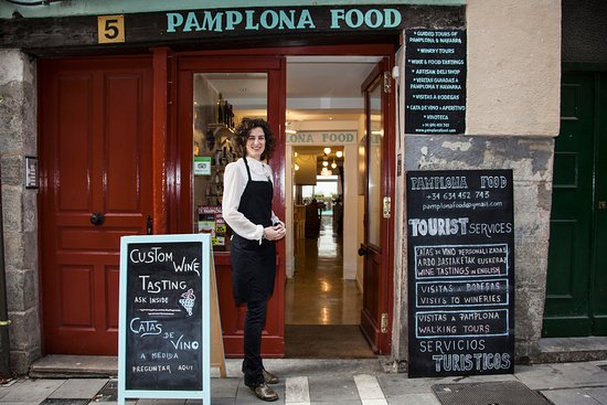 Pamplona Food