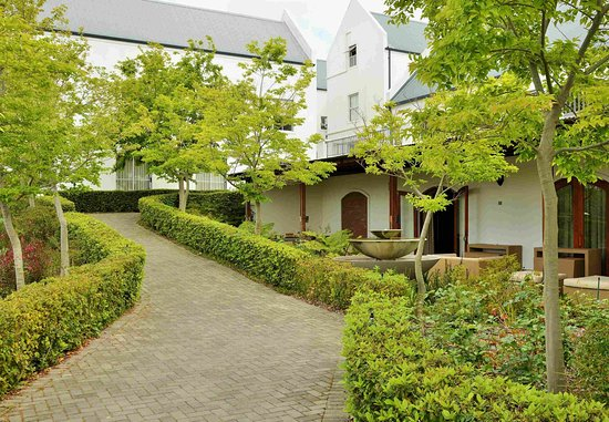 Durbanville, South Africa: Business Centre