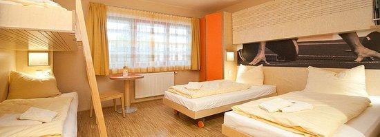 Leibnitz, Österrike: family room