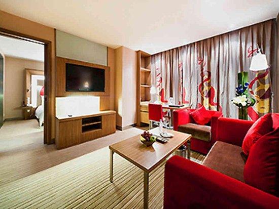 Guiyang, China: Guest Room