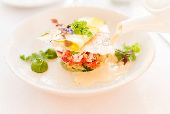 Sint-Martens-Latem, Belgium: Food