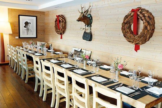 Silvaplana, Switzerland: Restaurant Stars