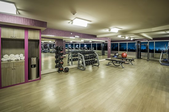 Fitness Center at Crowne Plaza Saddle Brook - Paramus