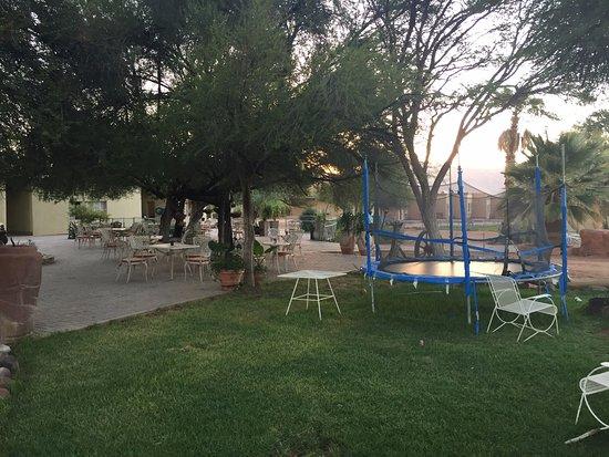 Sesriem, Namibia: Kids area