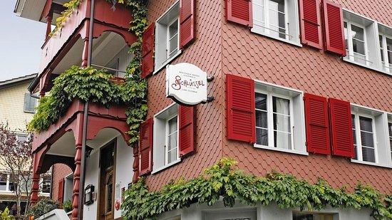 Beckenried, Switzerland: Boutique-Hotel Schlüssel