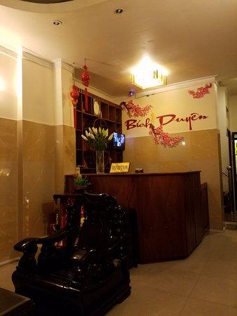 Bich Duyen Hotel: Lobby of Bich Duyen