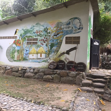 Район Санта-Марта, Колумбия: Bello y colorido