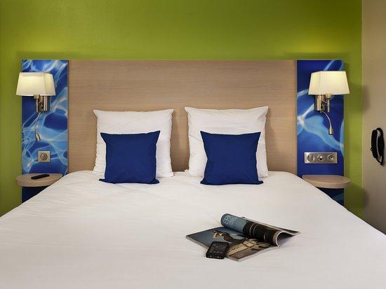 Ibis Styles Paris Maine Montparnasse : Chambre double/ Double room
