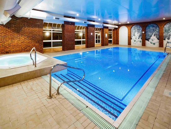 Mercure London Watford Hotel: Spa