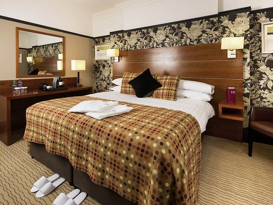 Mercure Ayr Hotel: Guest Room