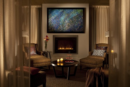 Kirkland, WA: Woodmark Hotel_Spa_Relaxation Room