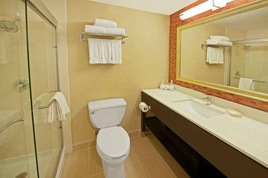 Plainsboro, Nueva Jersey: Guest Bathroom