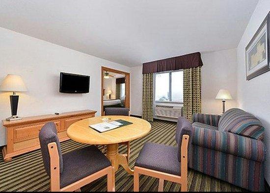 Peosta, Айова: SNK King SuitesNS