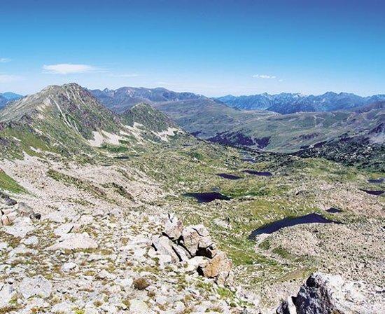 Encamp, Andorra: Camí del Circ de Pessons