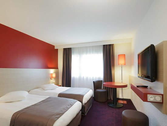 Ibis Styles Chalon sur Saone : Guest Room