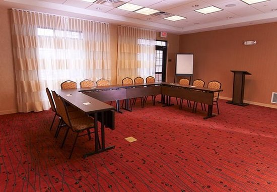 Γουίλιαμσπορτ, Πενσυλβάνια: Winston Meeting Room – U-Shape Setup