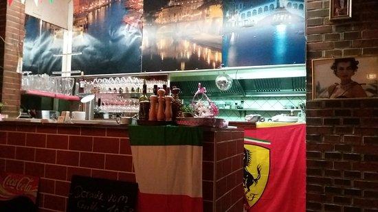 Bad Bramstedt, Alemania: Ristorante pizzeria Mastroianni