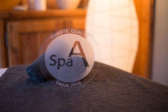 Ahimsa le Spa - Hôtel Le Monêtier