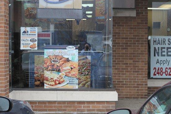 Cottage Inn Pizza - Southfield, MI - Store