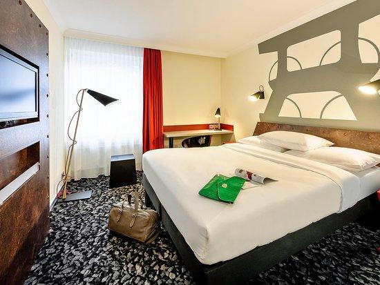 Herten, Alemania: Guest Room