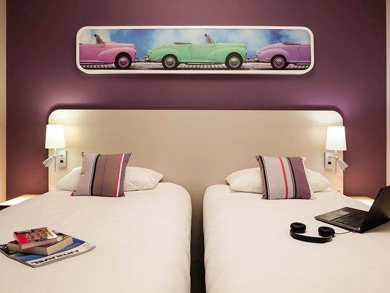 Montbeliard, Francia: Guest Room