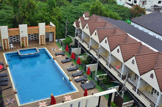 Golden Sea Pattaya Hotel Resmi