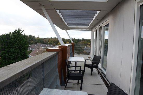 Terschelling, Nederland: Het Balkon