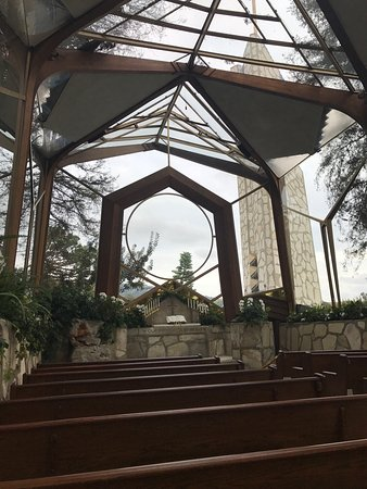 Glass Church / Wayfarers Chapel: photo8.jpg