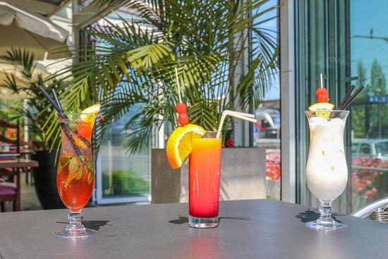 Waedenswil, Switzerland: Restaurant Du Lac – Cocktails