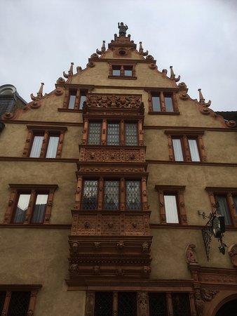 Maison Des Tetes Colmar Photo De La Maison Des Tetes Colmar Tripadvisor