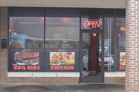 Store Front - Gator's Cajun Cooking - Southfield Michigan - Great for Catering