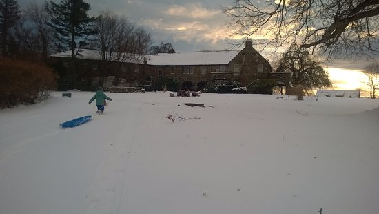 Clifford, PA: sledding
