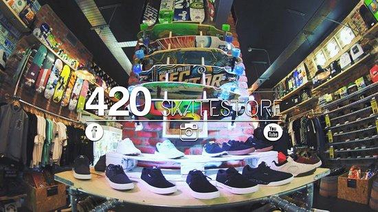 420 Skate Store