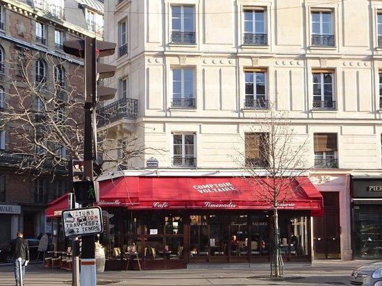 Restaurants Boulevard Voltaire Paris