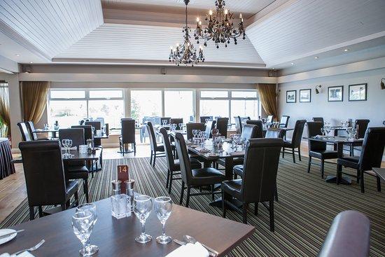 Leavenheath, UK : Lakes Restaurant