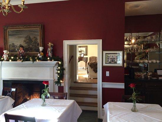 Locust Dale, VA: Dinning Room