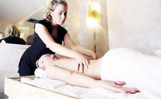 Leavenheath, UK : Hammam Massage Peake Spa