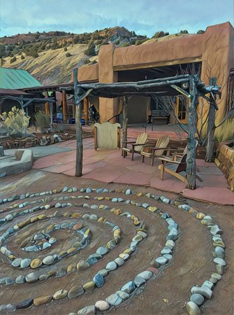 Ojo Caliente, NM: I can't wait to go back this spring!