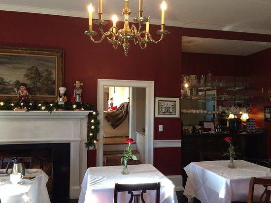 Inn At Meander Plantation : Dinning Area