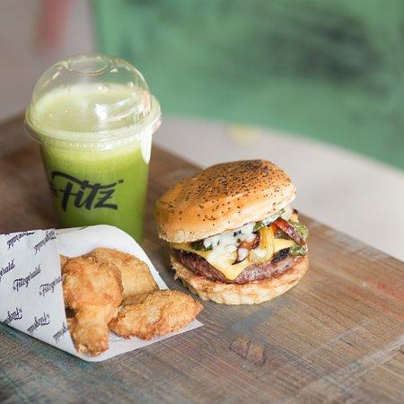 imagen The Fitzgerald Burger Company en Castelló de la Plana