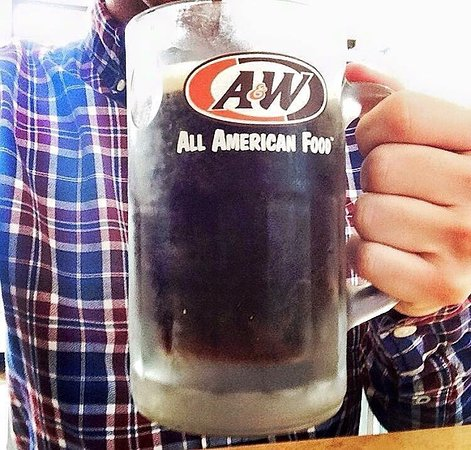 Clintonville, WI: A & W Restaurant