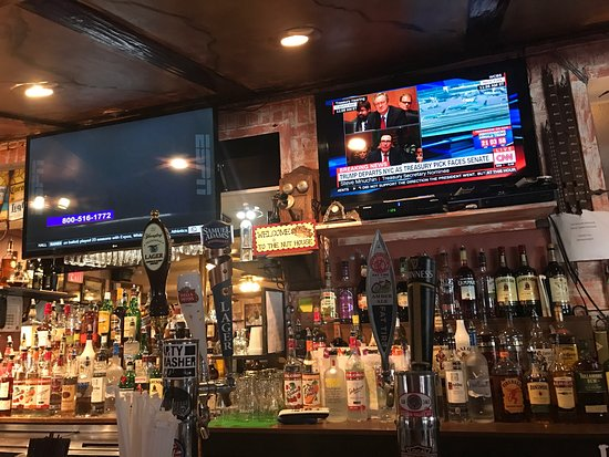 Yonkers, NY: The Glenrowan Sports Bar and Grill