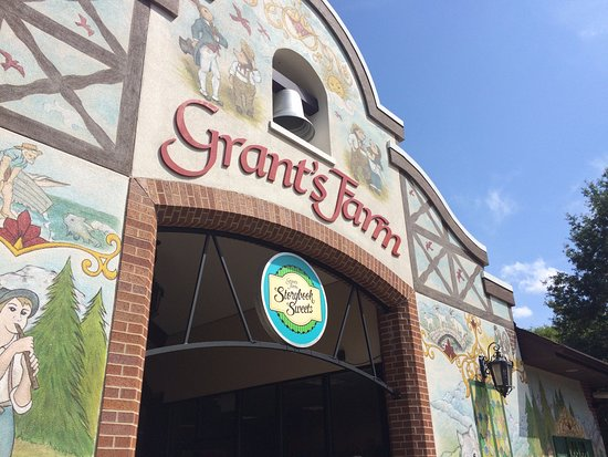 ‪‪Saint Louis‬, ‪Missouri‬: Grant's Farm‬